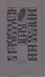 Z parizskych dopisu Jana Zrzaveho 19241929
