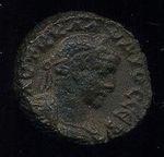 Bil tetradrachma  Claudius II  Egypt  Alexandria