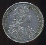 Tolar 1732  Rakousko  Karel VI