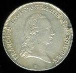 14 Tolar 1797 B Uhry Frantisek II