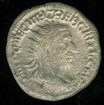 AR Antoninianus Rim  cisarstvi Trebonianus Gal