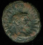 Bil tetradrachma  Maximinus I  Egypt Alexandria