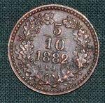 510 Krejcaru 1882 KB