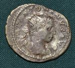 AR Antoninianus Rim  cisarstvi Elagabalus