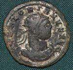 AE Antoninianus  Rim  cisarstvi Florianus