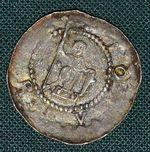 Denar  Borivoj II