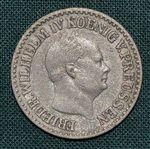 1 Gros 1855 A  Prusko Fr Wilhelm IV