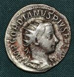 AR Antoninianus Antiochia  Rim  cisarstvi Gordianus III