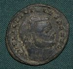 Rim  cisarstvi Licinius I  308  324 Follis  rok 313 Siscia