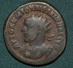 Bil tetradrachma  Philippus I  Syrie Antiochie