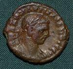 Biltetradrachma Aurelianus Egypt Alexandria
