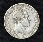 16 Tolaru 1841D  Prusko Fr Wilhelm IV
