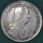 12 Tolar 1767 Rakousko Marie Terezie