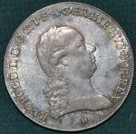 Tolar 1792 H Rakousko Leopold II
