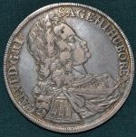 Tolar 1740 R   Rakousko  Karel VI