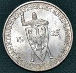 Nemecko Vymarska republika 5 Marka 1925A