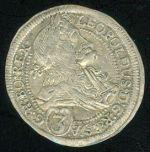 Rakousko Leopold I 1657  1705 3 Krejcar 1703