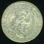 Rakousko Leopold I 1657  1705 XV Krejcar 1694