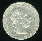 Rakousko  Uhersko  Fr  Josef I  1848  1916  Koruna 1897