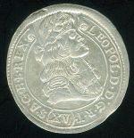 Uhry  Leopold I  1657  1705  XV  Krejcar 1982