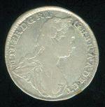 Uhry Marie Terezie 1740  1780 17 Krejcar 1752