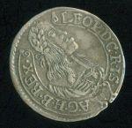 Uhry Leopold I 1657  1705 3 Krejcar 1663