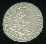 Uhry Leopold I 1657  1705 VI Krejcar 1667
