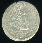 Cechy Leopold 1657  1705 XV Krejcar 1694