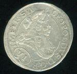 Cechy Leopold 1657  1705  VI Krejcar 1693