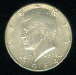 USA 12 Dolar 1964 J F Kenedy