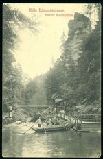 Wilde Edmundsklamm  Hintere Bootsstation
