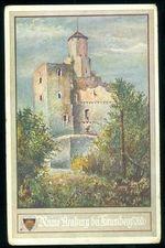 Ruine Araburg bei Kaumberg