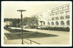 Lazne Velichovky  Masarykuv lazensky palac