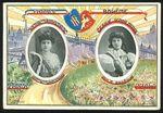 Slavnost kraloven kvetin 1910 v Praze