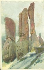 Draci skaly pod Hrubou Skalou  J Setelik