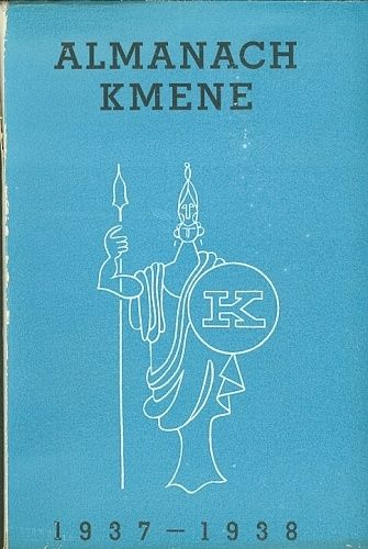 Almanach Kmene 1937  1938 - Seifert Jaroslav redigoval | antikvariat - detail knihy