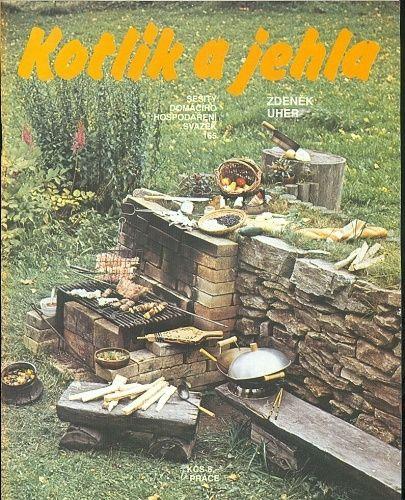 Kotlik a jehla - Uher Zdenek   antikvariat - detail knihy