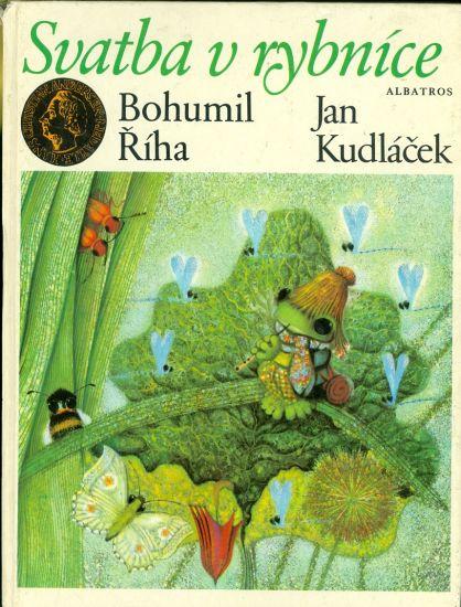 Svatba v rybnice - Riha Bohumil | antikvariat - detail knihy