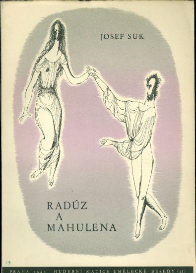 Raduz a Mahulena klavirni vytah - Suk Josef | antikvariat - detail knihy
