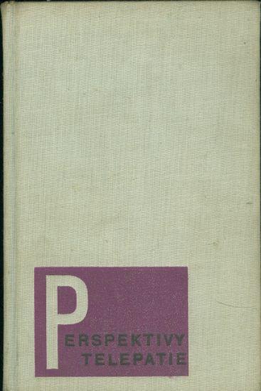 Perspektivy telepatie - Drbal Karel  Rejdak Zdenek | antikvariat - detail knihy