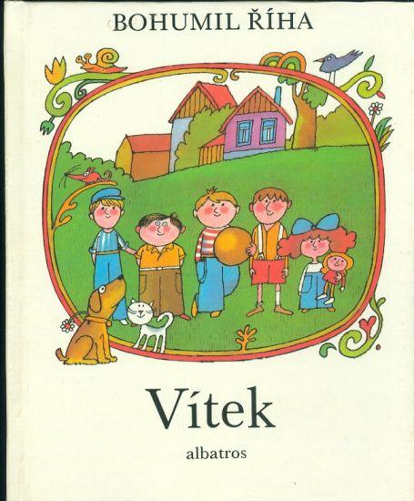 Vitek - Riha Bohumil | antikvariat - detail knihy