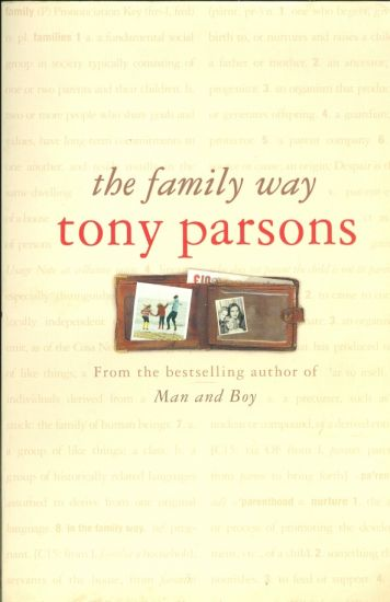 The family way - Parson Tony | antikvariat - detail knihy