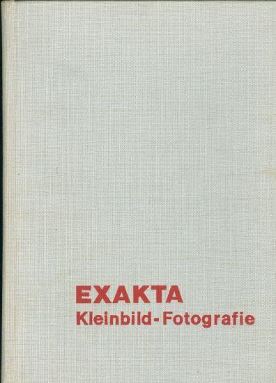 EXAKTA Kleinbild Fotografie - Wurst Werner | antikvariat - detail knihy
