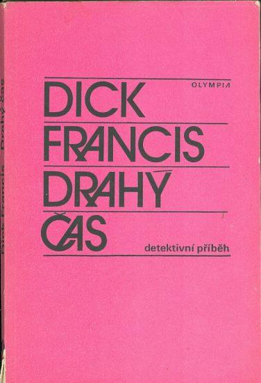Drahy cas - Francis Dick | antikvariat - detail knihy