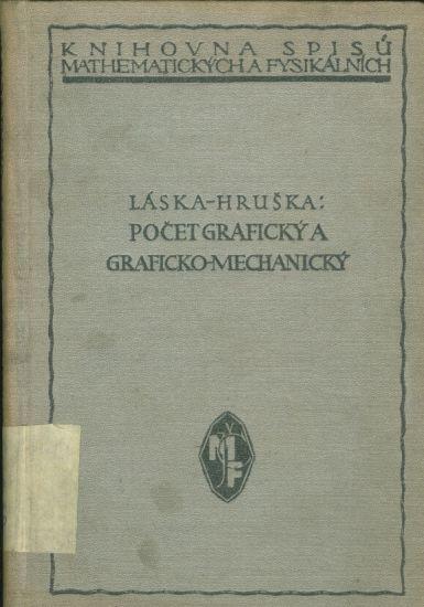 Pocet graficky a graficko  mechanicky - Laska Vaclav  Hruska Vaclav | antikvariat - detail knihy