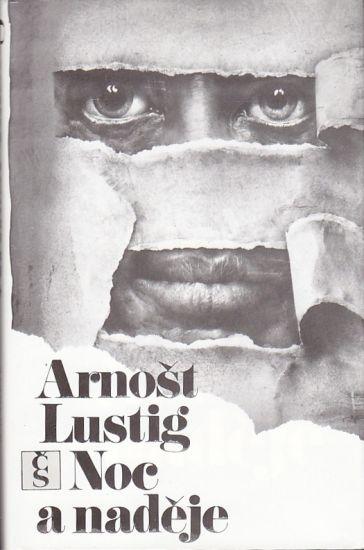 Noc a nadeje - Lustig Arnost | antikvariat - detail knihy