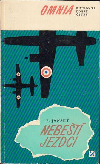 Nebesti jezdci - Jansky Filip | antikvariat - detail knihy