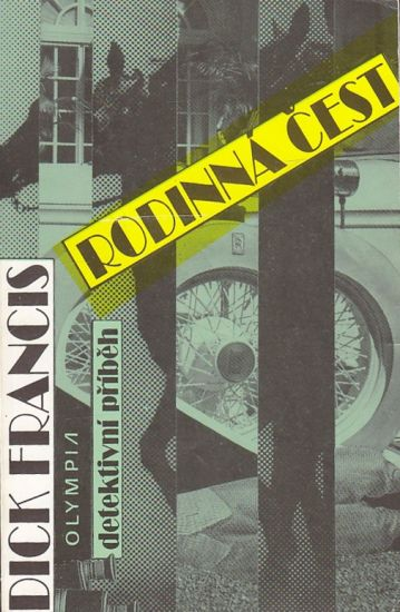 Rodinna cest - Francis Dick | antikvariat - detail knihy