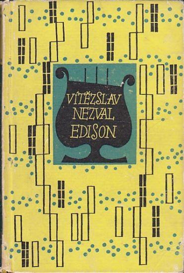 Edison - Nezval Vitezslav   antikvariat - detail knihy