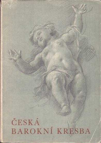 Ceska barokni kresba - Loris Jan | antikvariat - detail knihy